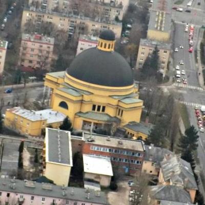 Prohászka templom